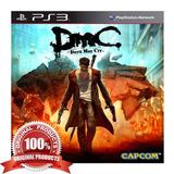 Dmc Devil May Cry Ps3 Digital