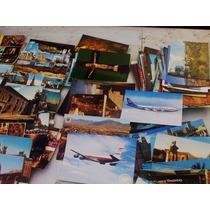 Postales Varias De Los 60 A 70
