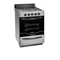 Cocina Florencia 56cm 5518f Acero Inoxid Multigas Clase A