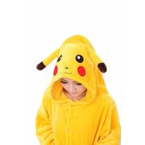 Kigurumi Pijama Pikachu Adulto Polar Disfráz