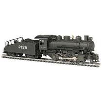 Treneso: Locomotora Vapor Escala Ho