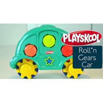 Didáctico Carro/auto Juego De Engranaje 2en1 De Playskool.