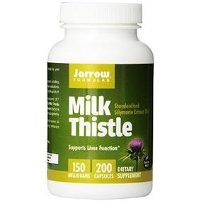 Jarrow Formulas Milk New Super Tamaño Del Paquete Thistle Es