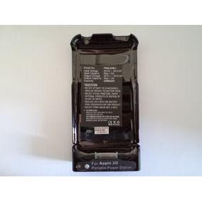 Bateria Externa Para Iphone 3g O 3gs, 8gb, 16gb, 32gb