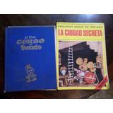 Libro Gordo Petete + Enciclopedia Topo Gigio Lote