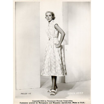 Foto Original Grace Kelly Paramount Pictures Corporation