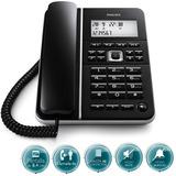 Telefono Cable Philips Crd500 Manos Libres Identificador *