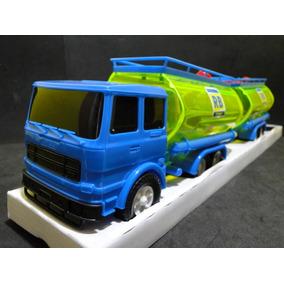 Caminhão Tanque Romeu Julieta Trailer 1/32 Comp.45cm Larg.08