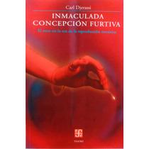 Inmaculada Concepción Furtiva.obra De Teatro Sobre Sexo