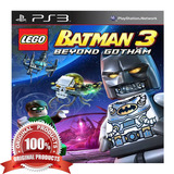 Lego Batman 3 Ps3 Digital