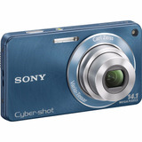 Sony Cyber-shot W350 Blue