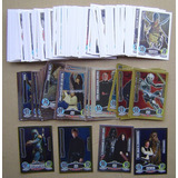 Star Wars Topps Force Attax Coleccion Completa Impecables