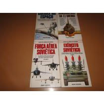 Lote De 4 Livros Guias Armas De Guerra - Relação 10