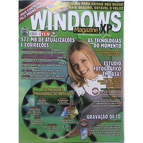 Windows Xp Magazine Nº 10 + Cd-rom Universo Editorial