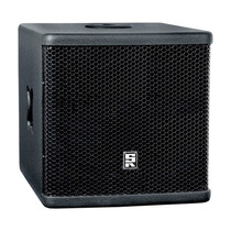 Sub Grave Subwoofer 12 Ativa 220w Rms Staner Psw212 Dj 212
