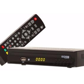 Kit 5 Conversor Tv Digital H D T V C/ Gravador Usb