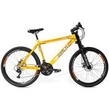 Bicicleta Gts M1 Walk Downhill Aro 26 Freio A Disco 21v.