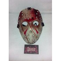 Máscara De Polietileno Tipo Careta De Jason