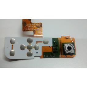 Flat Flex Botões Funçoes Para Câmera Digital Samsung Pl170