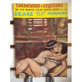 Tradiciones Y Leyendas De La Colonia 678 Erase Vez Anahuac