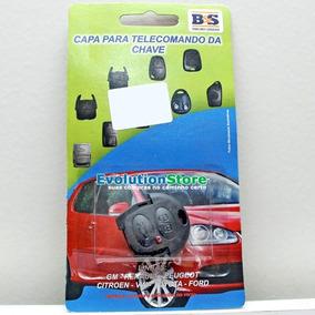 Capa Chave Telecomando Vw - Fox Crossfox Spacefox Gol G4