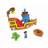 Barco Jake Y Los Piratas Para El Baño Fisher Price