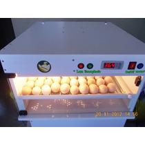Chocadeira Automática,termostato Digital Viragem Aut 52 Ovos