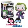 Funko Pop The Joker El Guason Heath Ledger Batman