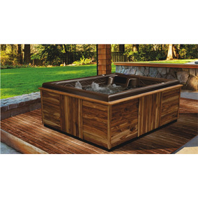 spa modelo miami gabinete madera teca mundo spa