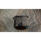 Placa Blackberry 9550 (claro)