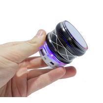 Mini Caixa Som Bluetooth Super Bass Celular Pc Tablet A Melh
