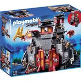Retromex Playmobil 5479 Castillo D Dragon Asiatico Medieval