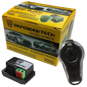 Bloqueador Automotivo Defender Tech Nano Block Plus12v Carro