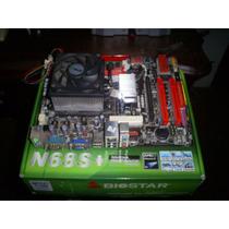 Kit Completo N68s+ Ver. 6.x + Processador Amd Athlon¿ 64 X2