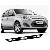 Protetor Soleira D02 Porta Carro Ford Fiesta + Frete Grátis