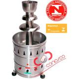 Fonte Torre Cascata De Chocolate Capac. 4 Kg Bivolt Ademaq