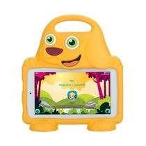 Tablet Dl Drop Kids Plus 7 Tx328br Wifi Capa De Cachorro