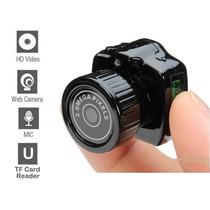 Micro Câmera Espia 8gb Filmadora Hd 720p Camuflada Sem Fio