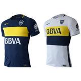 Camiseta Boca Juniors 2016/17 Nike Home-away/ Personalizado