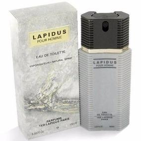 Perfume Lapidus Masculino 100ml.