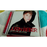 Cd - Justin Bieber ~ Under The Mistletoe