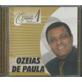 Cd Ozéias De Paula - Seleção Ouro Vol 01