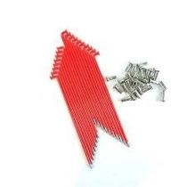 Jogo Raios Vermelho Neon Traseiro Ks/fan/titan 150