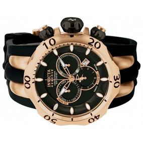 da84f8c1a6f Relógio Invicta 10830 Reserve Venom Preto rosê Original Novo · R  554 50