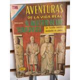Aventuras De La Vida Real 186 Editorial Novaro