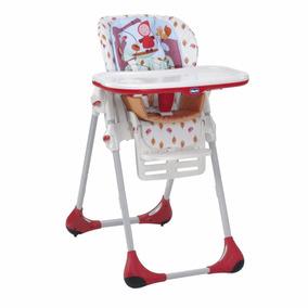 Cadeira De Refeição Polly 2x1 Chicco Happy Land