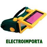 Careta Lente Fotocromatica Fotosensible- Electroimporta -