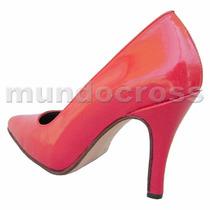 Zapatos Clásicos Stiletto Taco Alto Aguja 41, 42, 43, 44, 45