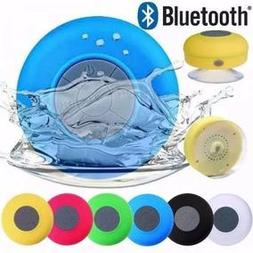 Caixa De Som A Prova Dagua Bluetooth Iphone Tablet Samsung