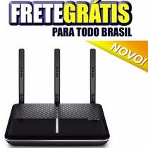 Roteador Wifi Modem 3g/4g Usb Ac1600 Tp-link Vr600v 1600mbps